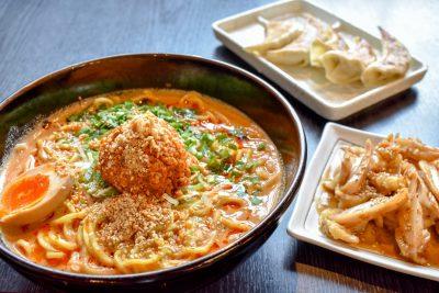 ラーメン 熱人G麺