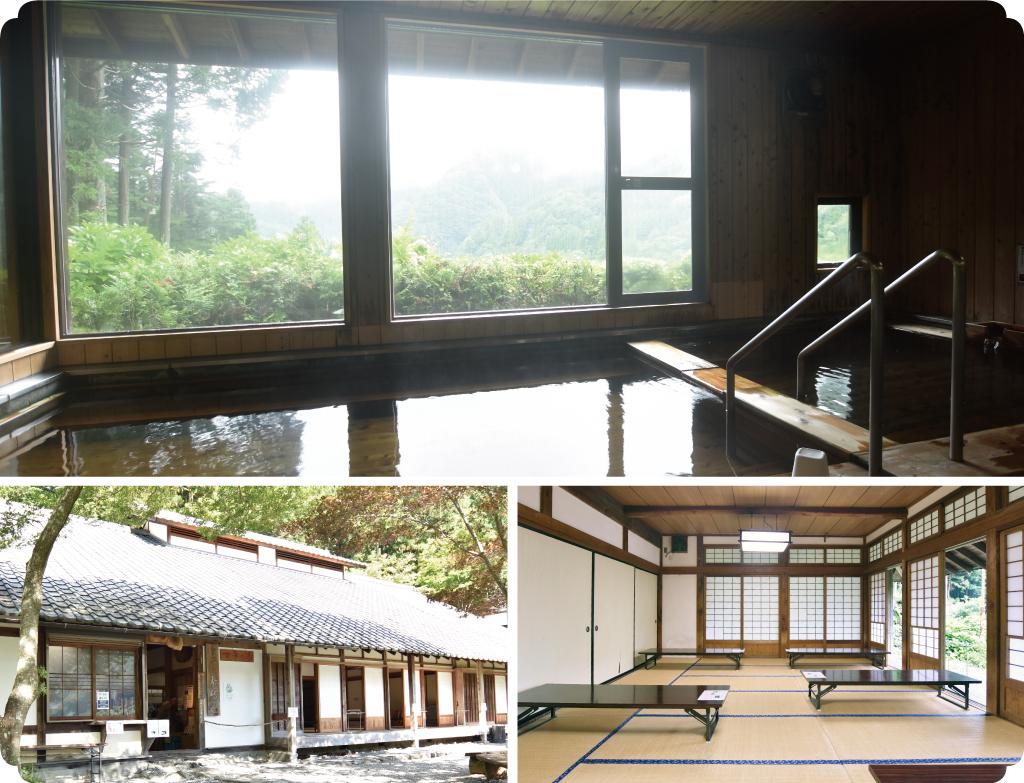 奈良田の里温泉女帝の湯のサムネイル