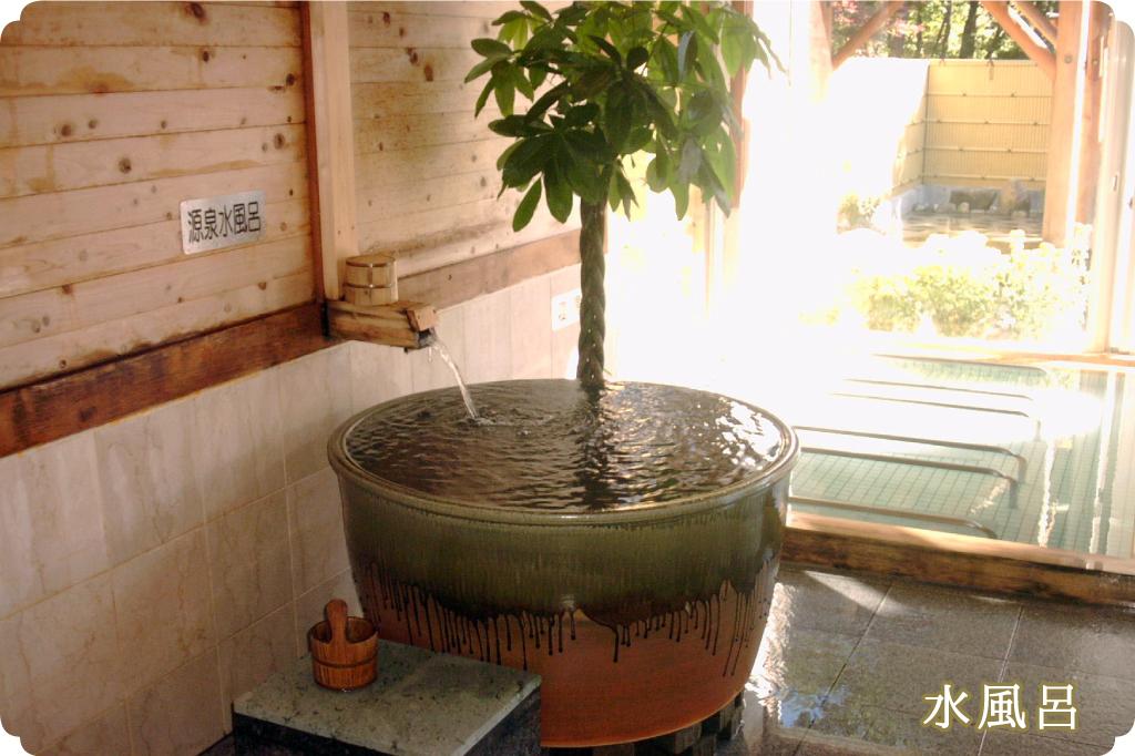 多摩源流温泉小菅の湯 水風呂