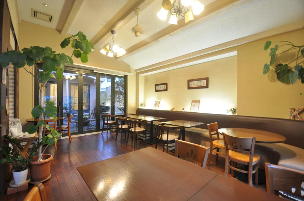 パスタCAFEかなりや 昭和町 カフェ