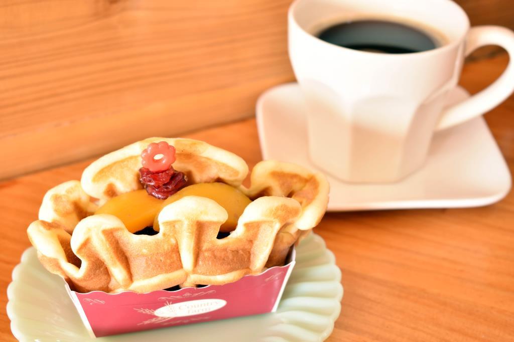 Cafe RARA 富士吉田市 カフェ スイーツ 1