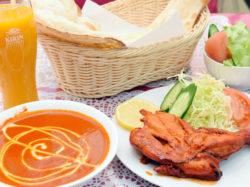 インド・ネパールレストラン マハラジャ