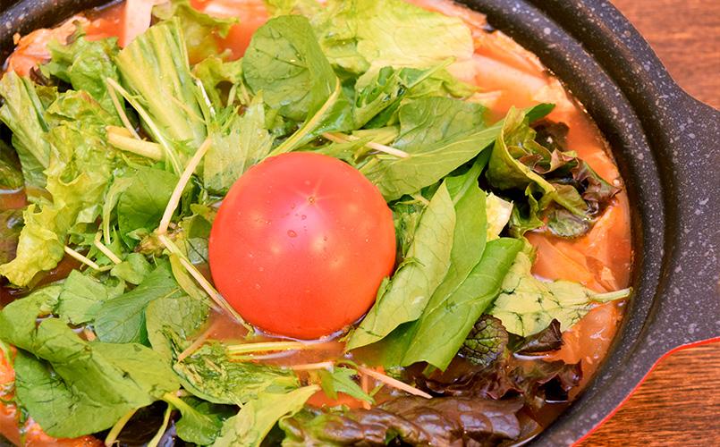 Dinning bar HENRY&HENRY トマト鍋