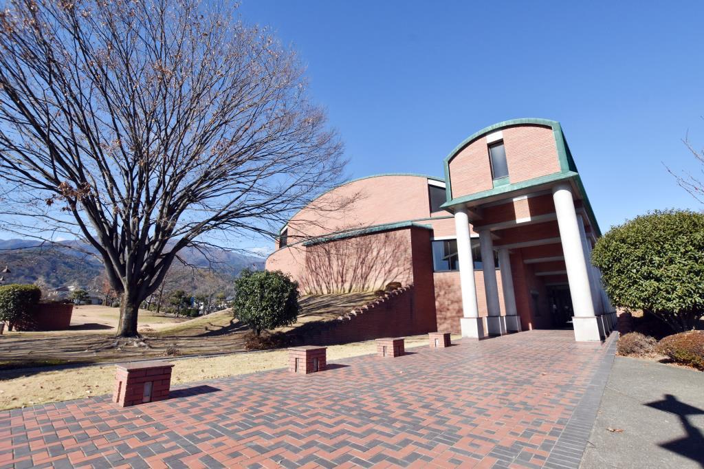 富士川町ますほ文化ホール