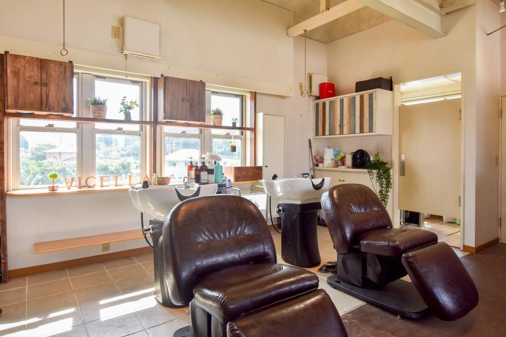 hair salon VICELLA 甲州市 美容院3