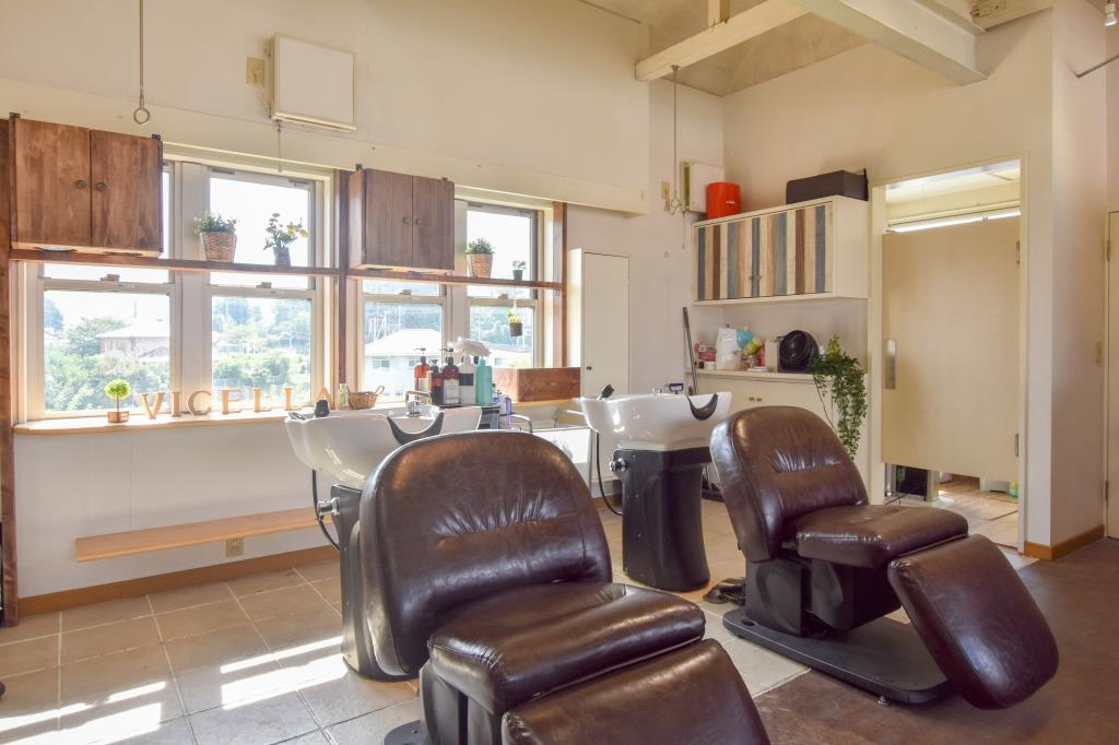 hair salon VICELLA 甲州市 美容院 3