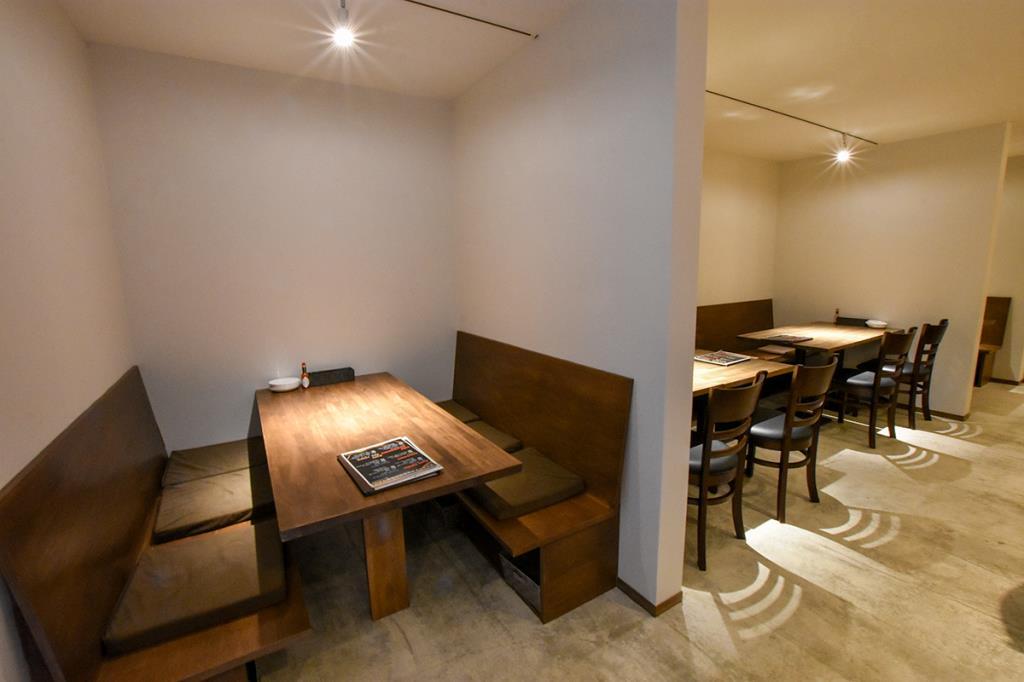 イタリアンレストラン かぎしっぽ 富士吉田1