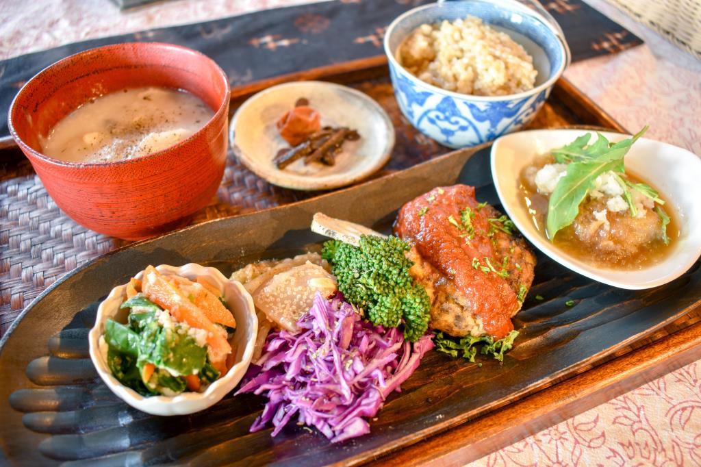 OrganicCafe ごぱん 北杜市 清里 大泉町 カフェ パン オーガニック 自然食 1