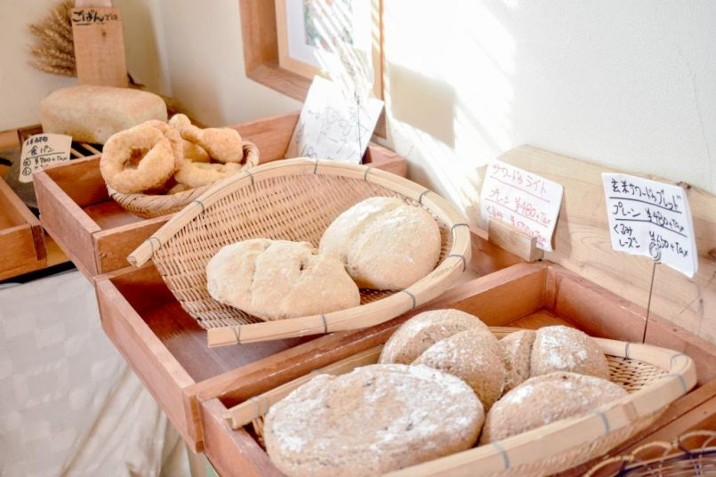 OrganicCafe ごぱん 北杜市 清里 大泉町 カフェ パン オーガニック 自然食 3