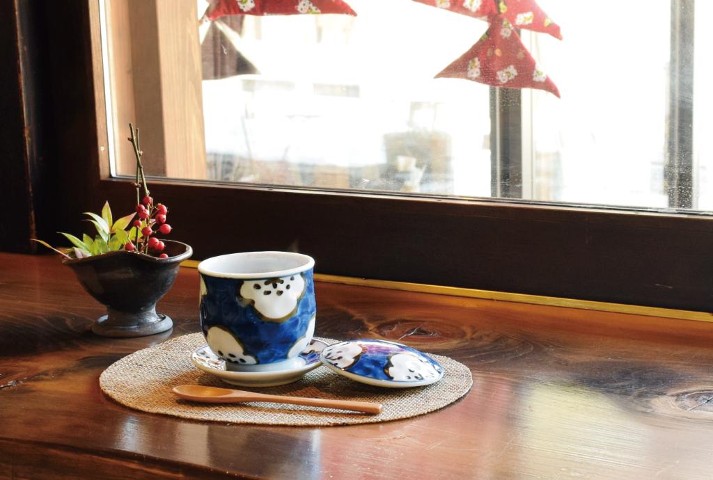和カフェ・染物 すぎのきのサムネイル