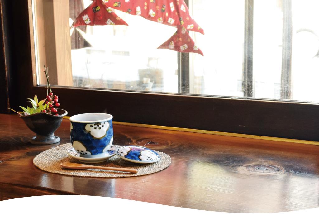 和カフェ・染物 すぎのきの写真