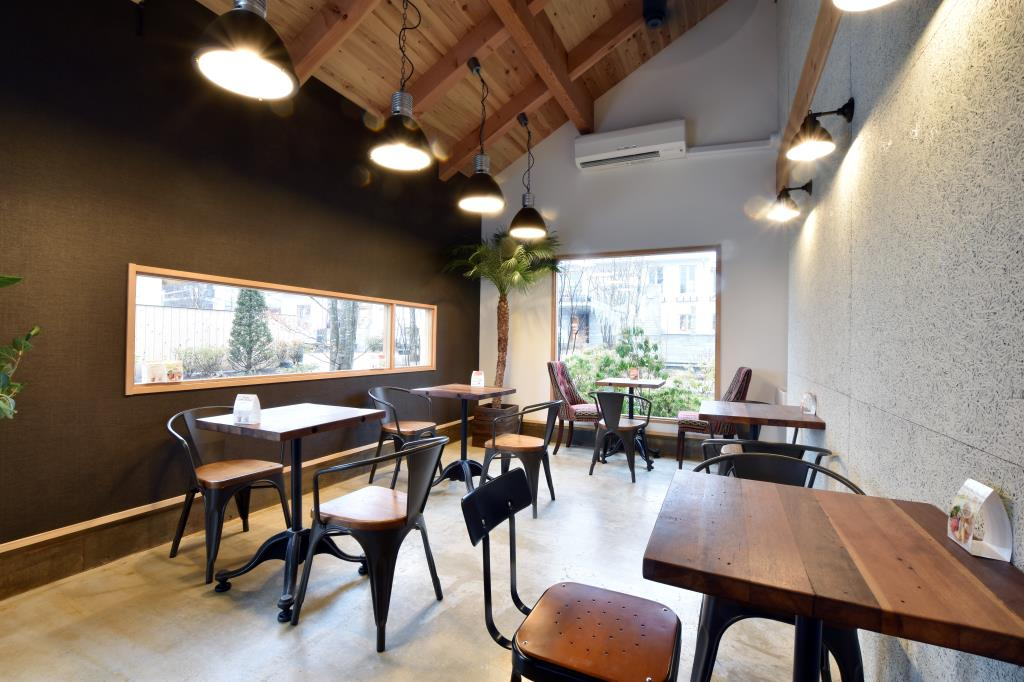 T's café 富士河口湖町 カフェ スイーツ 3
