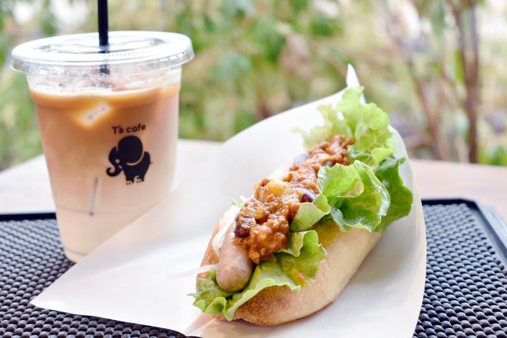 T's café 富士河口湖町 カフェ スイーツ 1