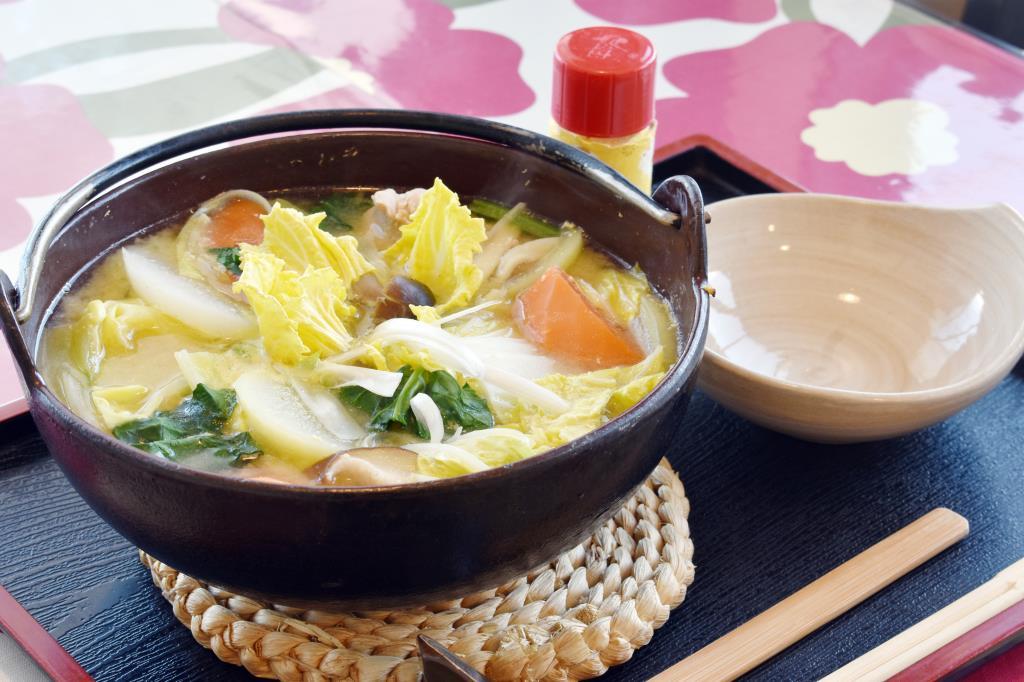 ほうとうカフェ 甲州路 富士吉田市 ほうとう 郷土料理 3