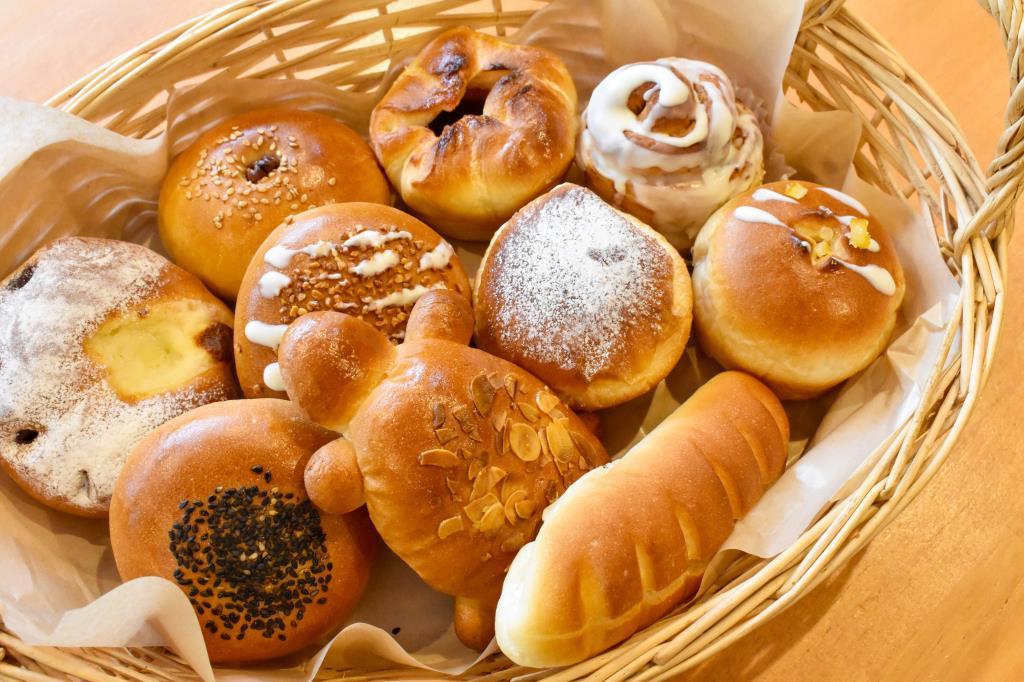 大森パン店3776Labo 富士吉田市 スイーツ パン 1