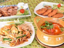 タイ料理店 パノムルン