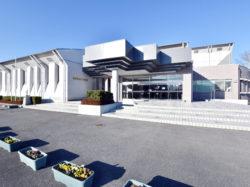 昭和町総合体育館