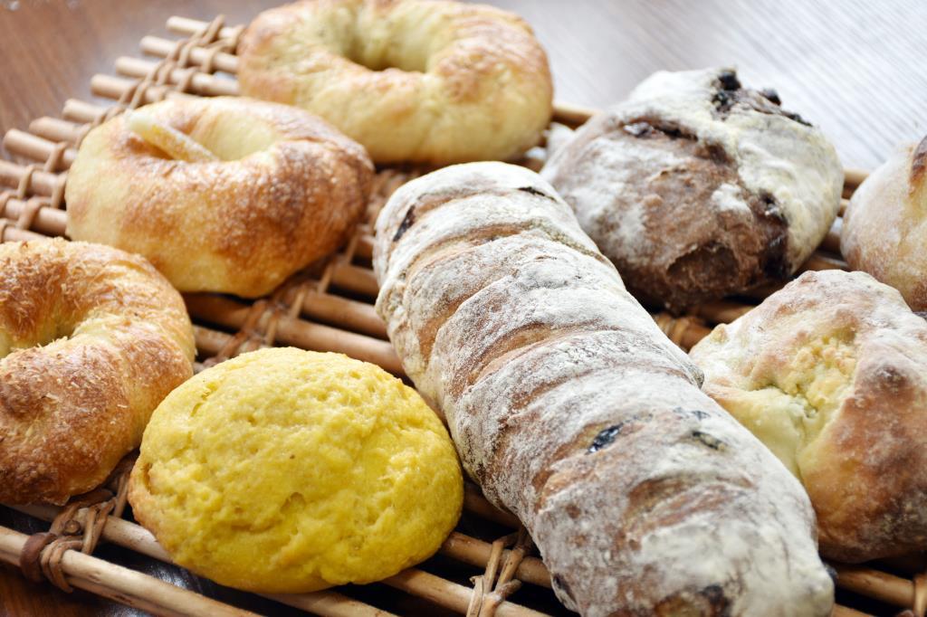 小さなパン屋 Mom パン