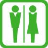 トイレのアイコン