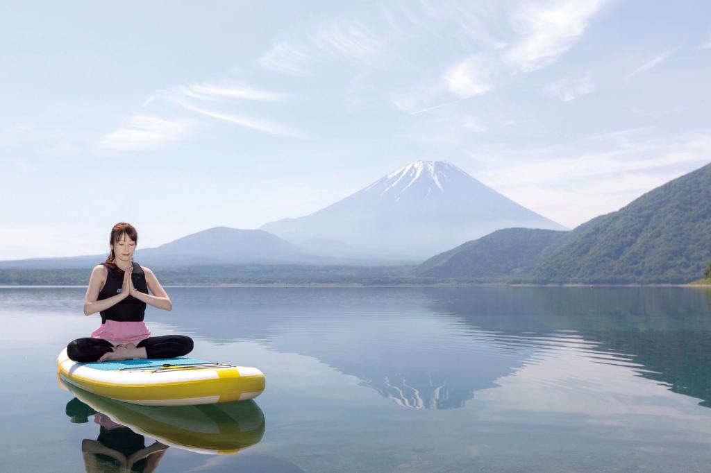 本栖湖アクティビティセンター の写真