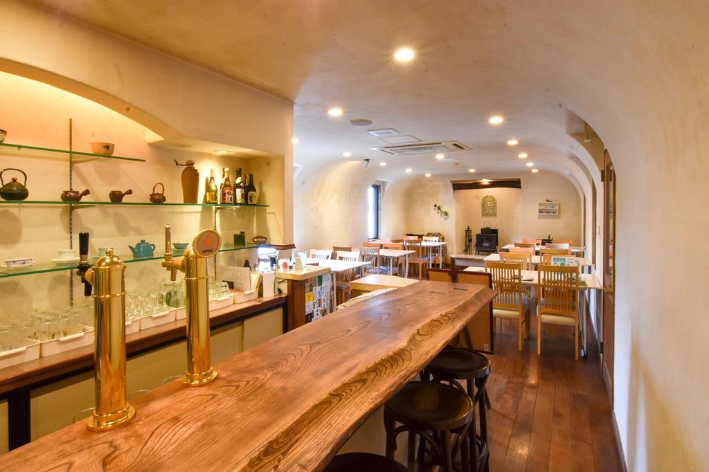 Cafe&Dining さくら 河口湖 カフェ3