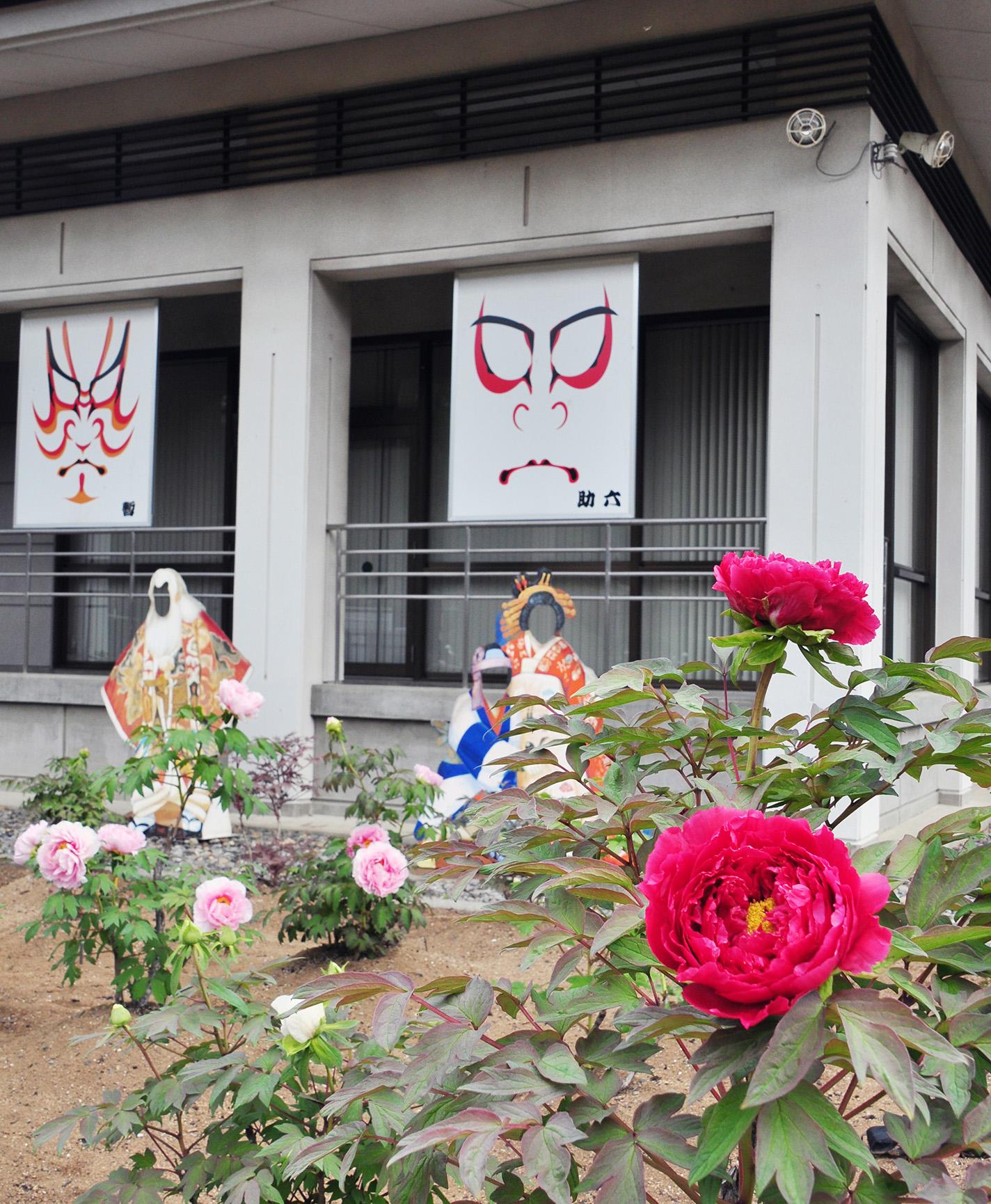 市川三郷町ふるさと春まつり第21回「ぼたんの花まつり」