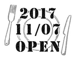 17/11/7 open