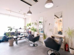 HAIR SALON BELTEMPO 甲府市 美容院 2