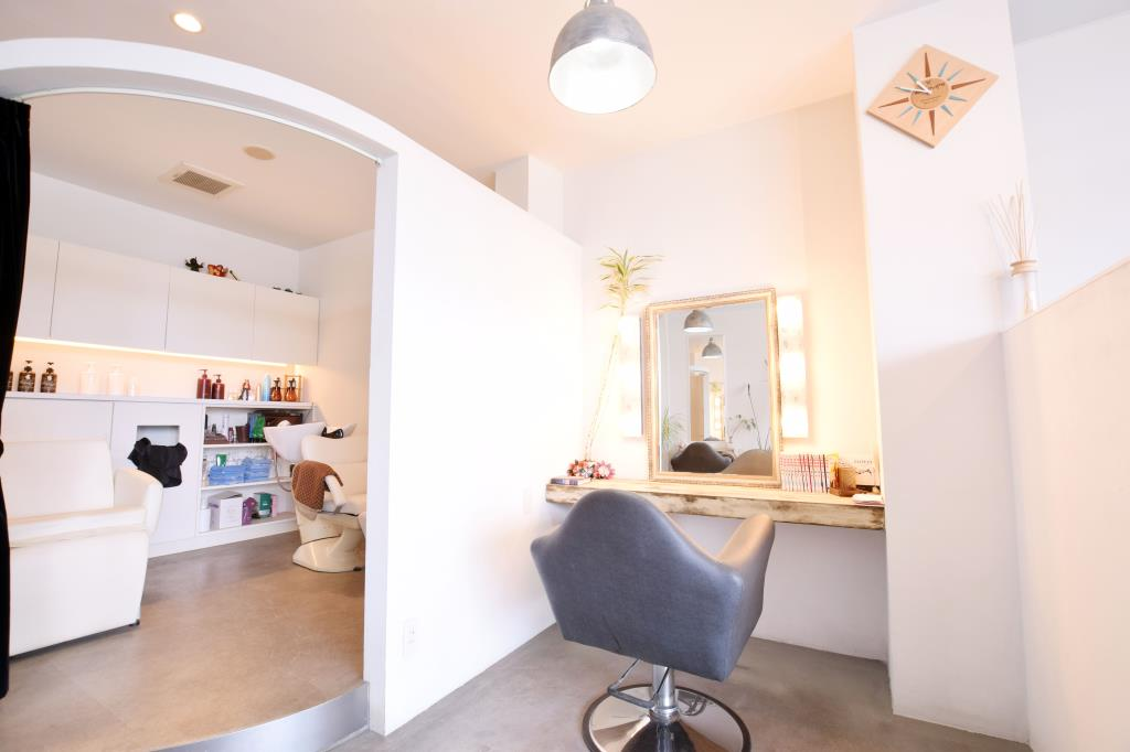 HAIR SALON BELTEMPO 甲府市 美容院 4