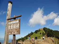 日本百名山 大菩薩トレッキング -甲州アルプスを歩く-【春編】