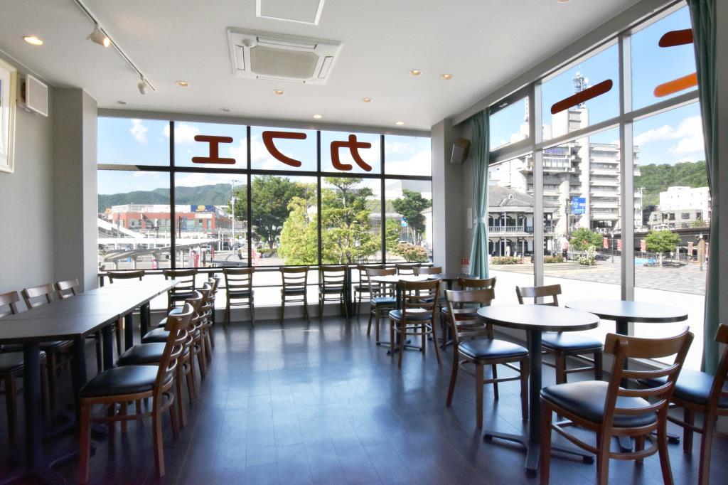 CAFÉ風土 甲府市 カフェ 喫茶店 3