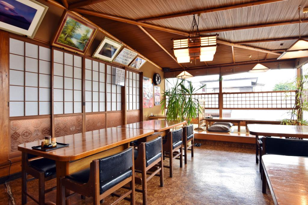 和風レストラン 糸車 和食 富士吉田市 3