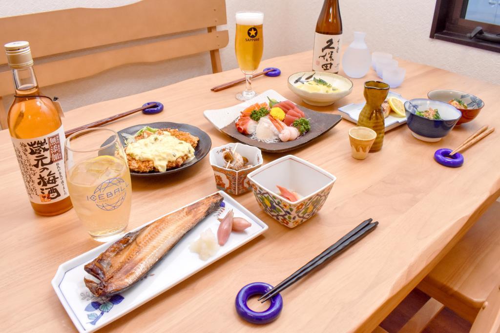 旬味和菜 瀬戸内 富士吉田市 和食 居酒屋 p1-1