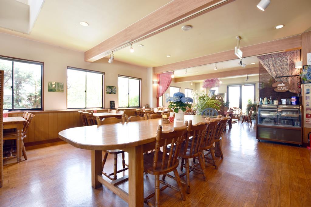 カフェレストラン しらゆり 北杜市 カフェ 喫茶店 4