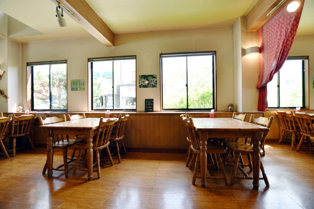 カフェレストラン しらゆり 北杜市 カフェ 喫茶店 3