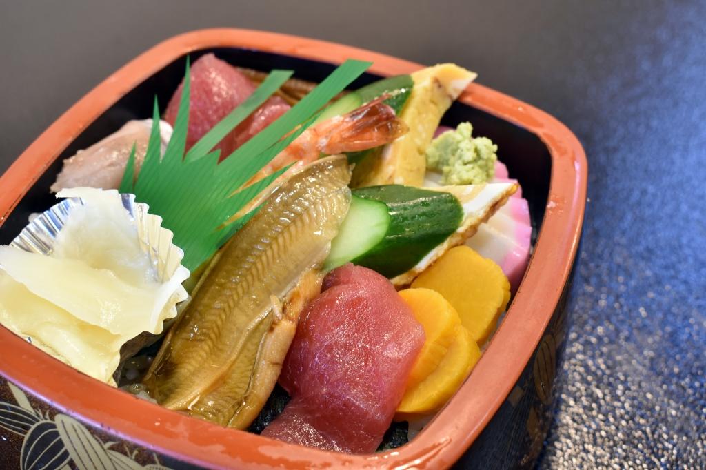 魚竹寿司 甲斐市 寿司 4