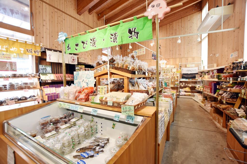 道の駅たばやま 丹波山村 遊ぶ学ぶ 道の駅SAPA 2