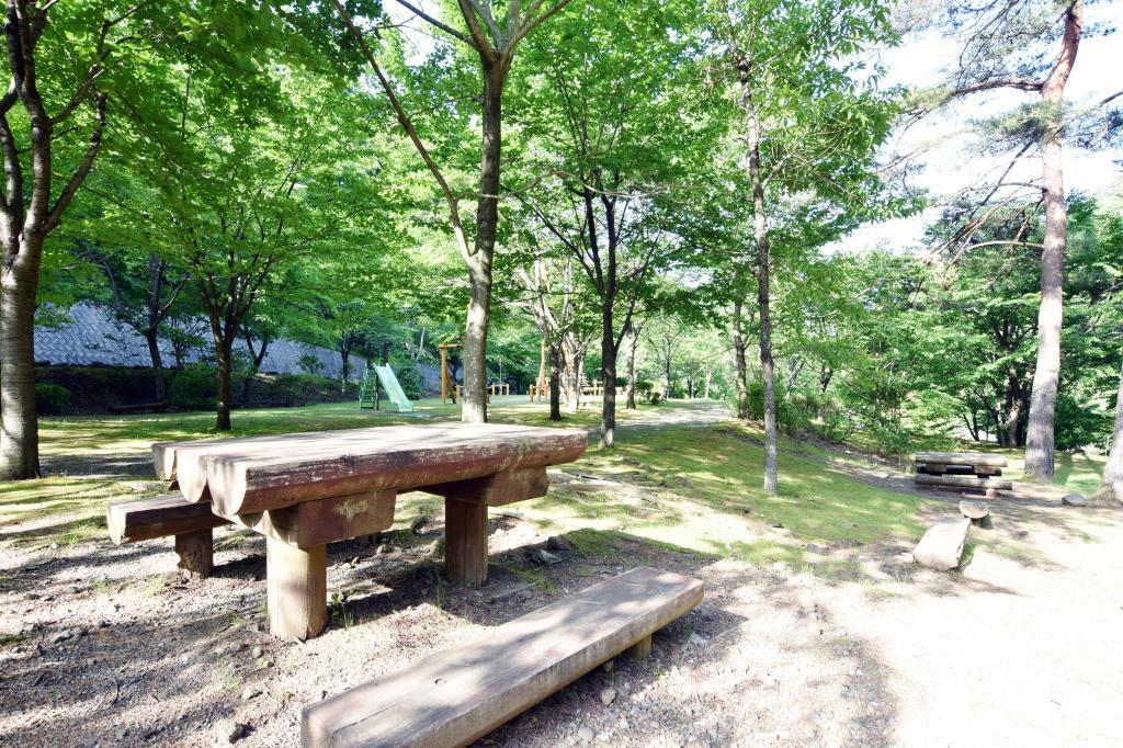 三ツ峠さくら公園 西桂町 遊ぶ学ぶ 公園 2