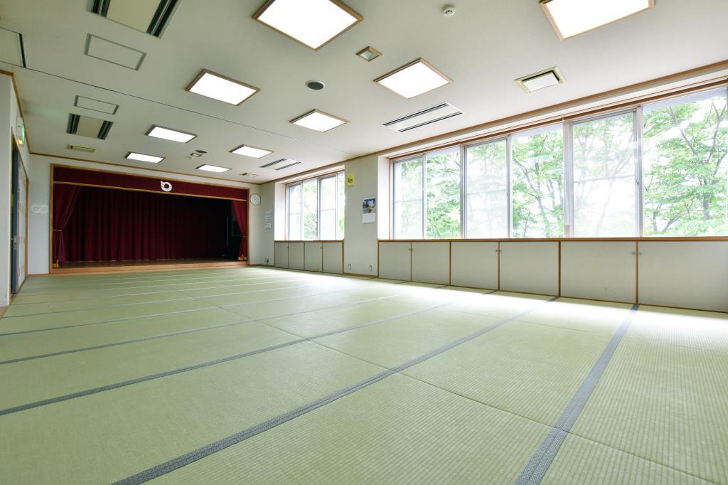 敷島総合公民館 甲斐市 遊ぶ学ぶ 文化施設 4