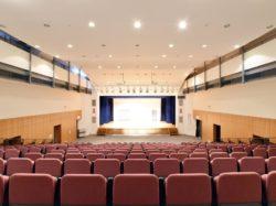 敷島総合文化会館 甲斐市 文化施設 2