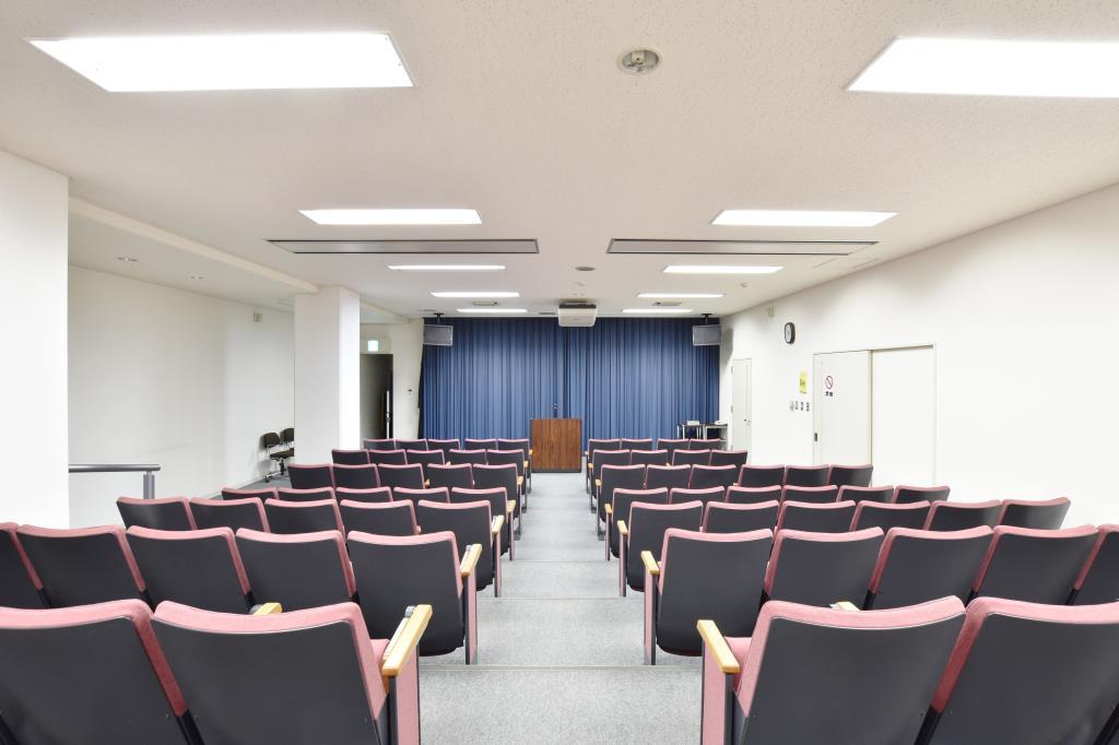 敷島総合文化会館 甲斐市 文化施設 3