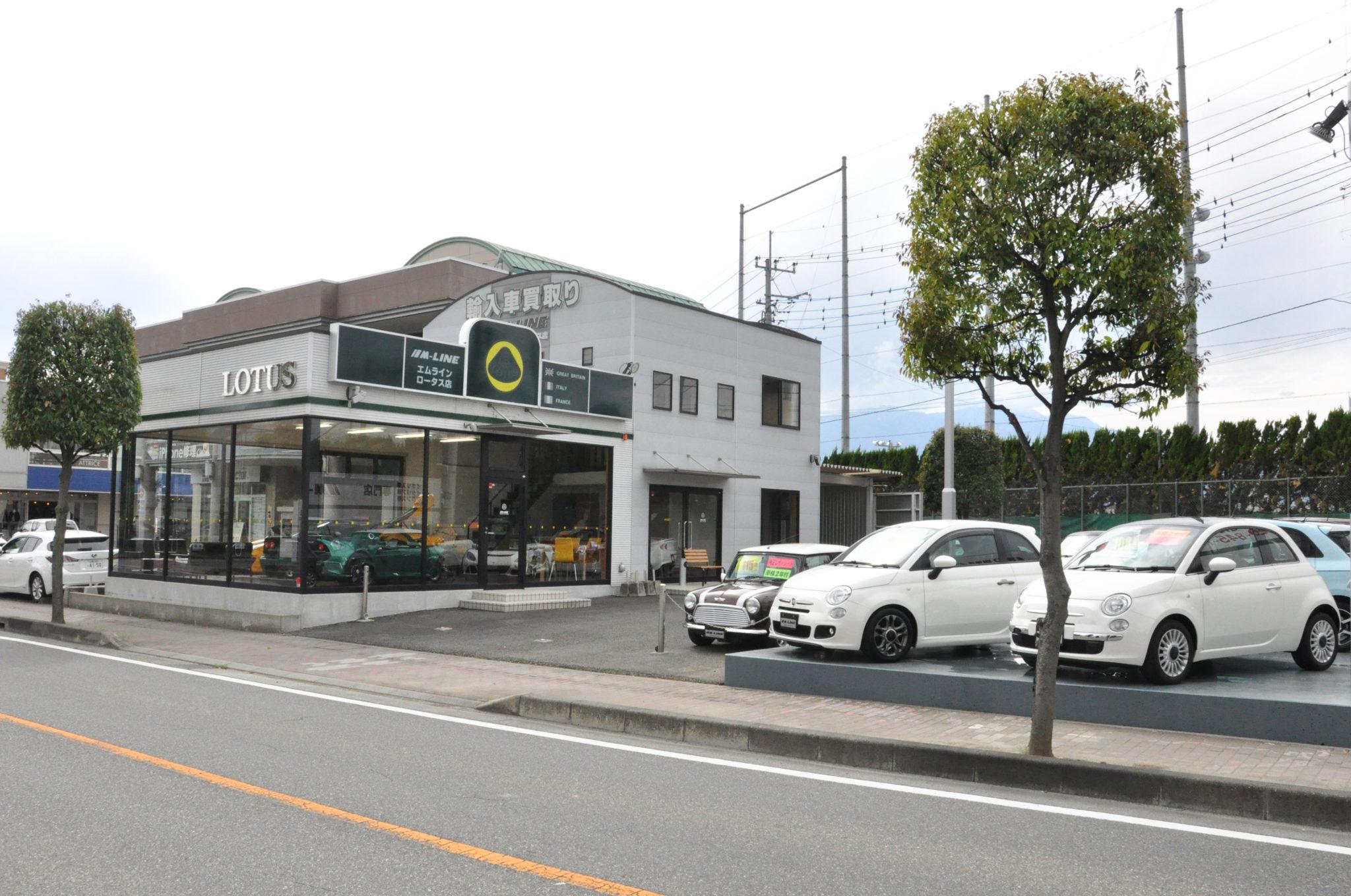 エムライン/ロータス店