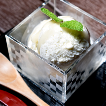 くらかふぇ糀'sの糀糖アイスクリーム