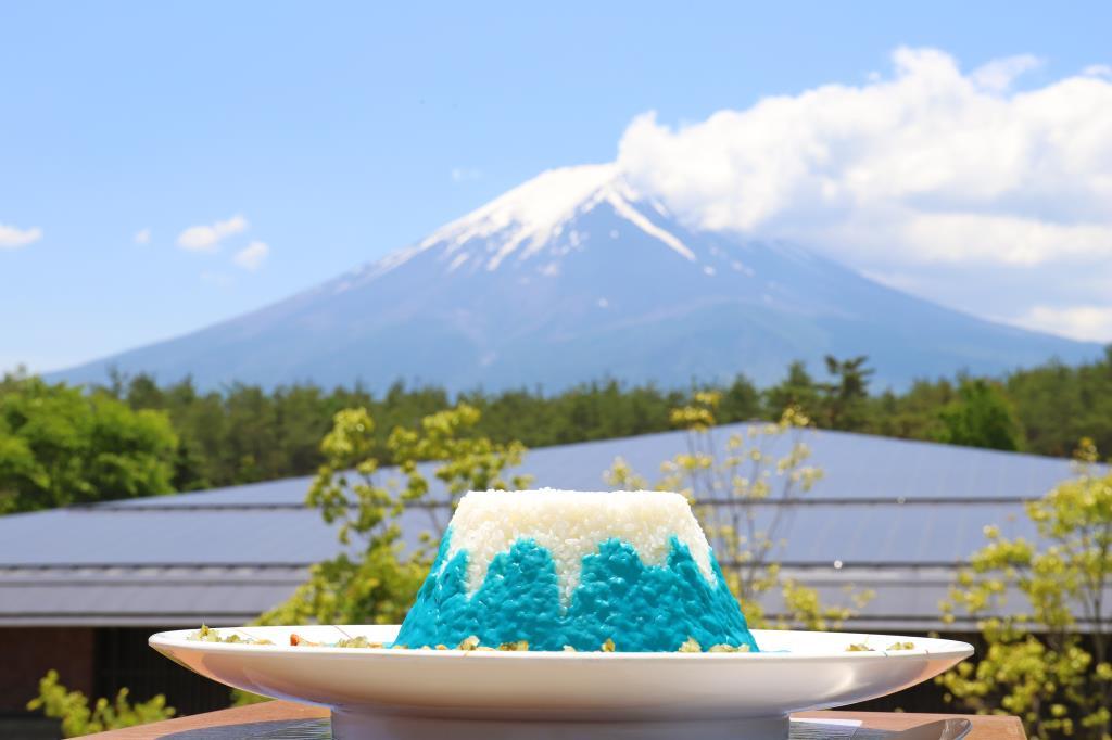 富士山 LAVA CAFE 富士河口湖町 グルメ カフェ 2