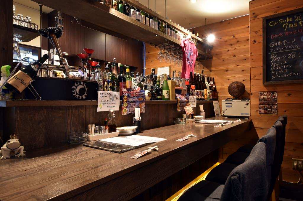 イタリアン酒場 Cu-Suke 韮崎店 韮崎市 居酒屋 3