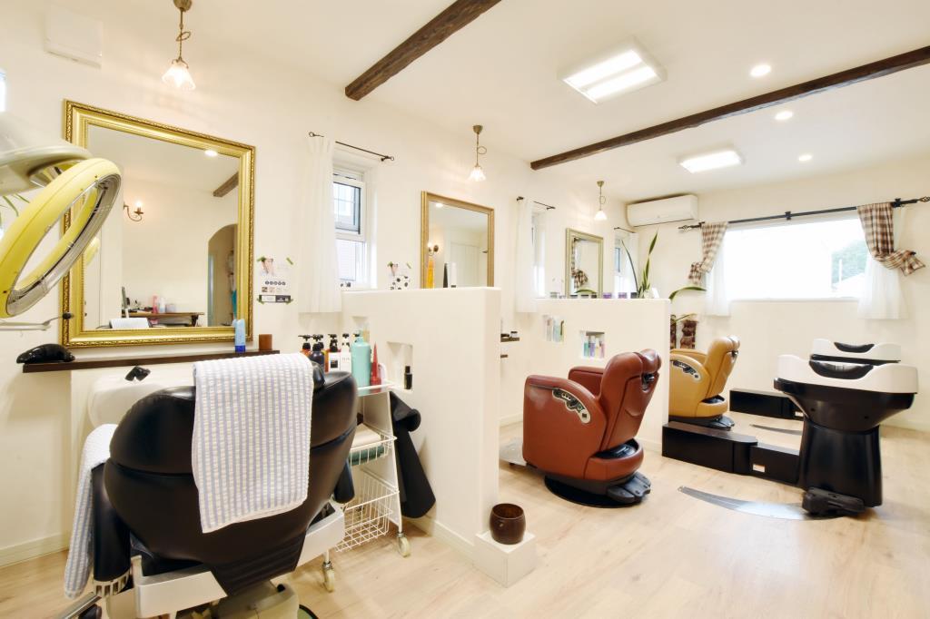 ガネーシャ Men's Salon G A N E S H A 富士河口湖町 理容院 2