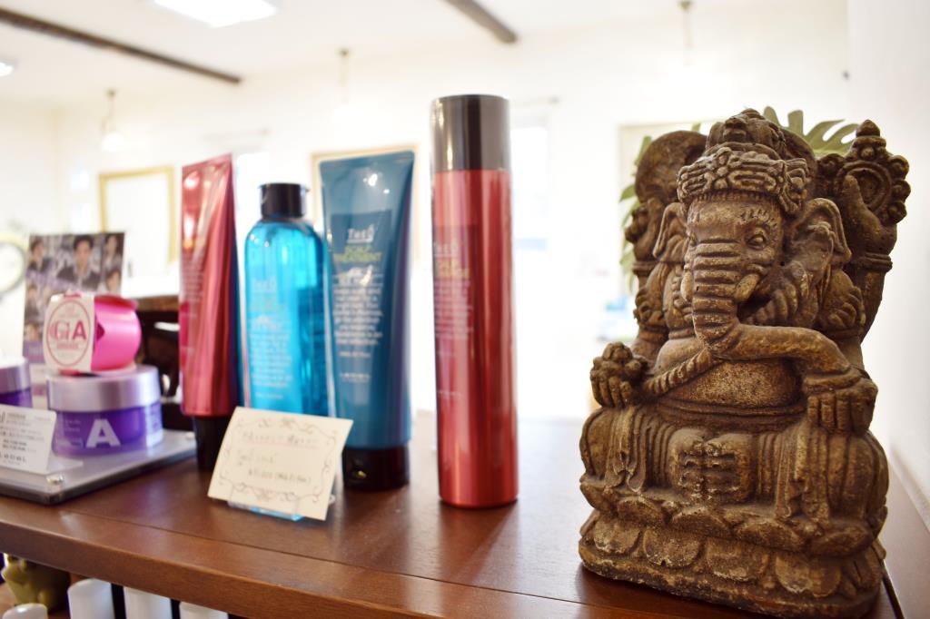 ガネーシャ Men's Salon G A N E S H A 富士河口湖町 理容院 4
