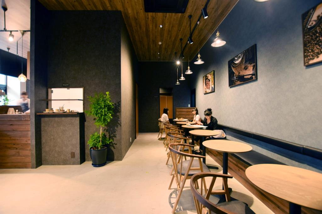 BRAND NEW DAY COFFEE 甲府駅前丸の内店 甲府市 カフェ/喫茶店 4