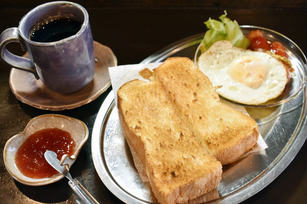Café Stone's Brown Sugar 昭和 カフェ 3