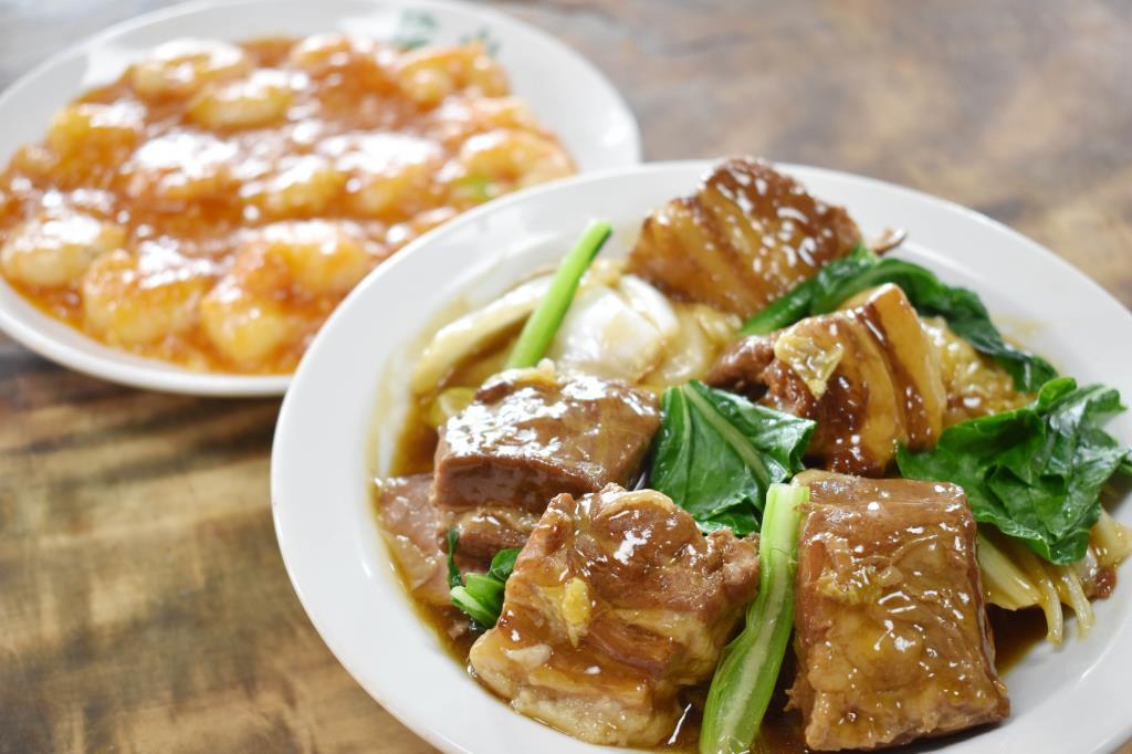 中華菜館 珍山 山梨市 中華 1